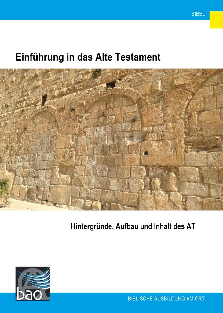 Einführung in das Alte Testament Image