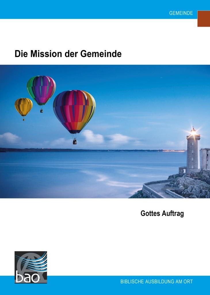 Die Mission der Gemeinde Image