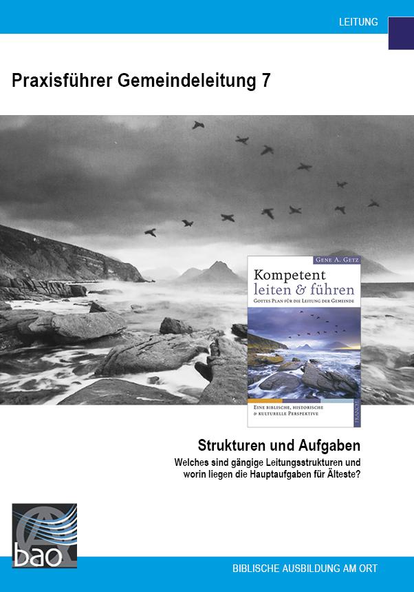 Ø Praxisführer Gemeindeleitung: Strukturen und Aufgaben Image