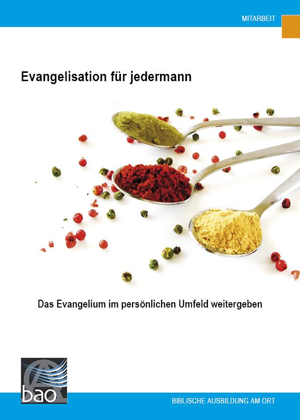 Evangelisation für jedermann Image