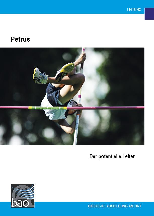 Petrus, der potentielle Leiter Image