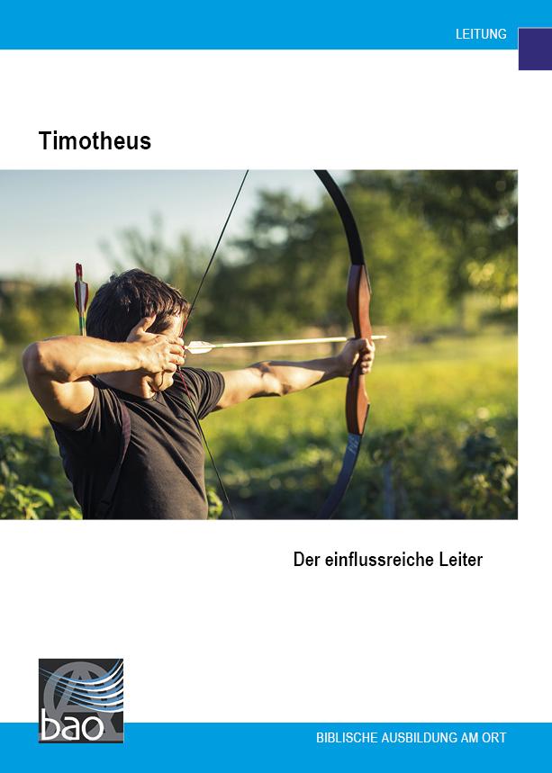 Timotheus, der einflussreiche Leiter Image