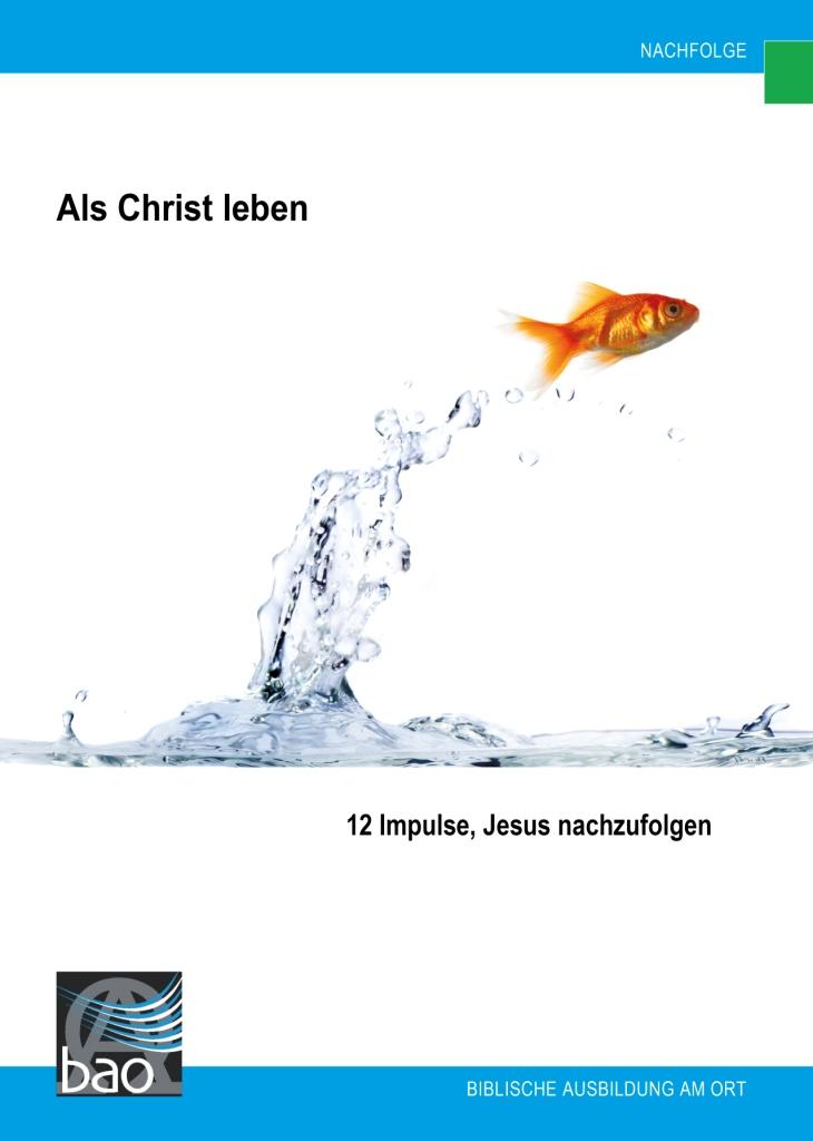 Als Christ leben Image